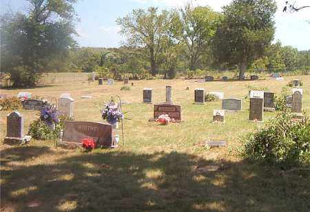 *CEDAR GROVE OVERVIEW,  - Boone County, Arkansas |  *CEDAR GROVE OVERVIEW - Arkansas Gravestone Photos