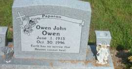 OWEN, OWEN JOHN - Boone County, Arkansas | OWEN JOHN OWEN - Arkansas Gravestone Photos