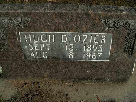OZIER, HUGH DINSMORE - Boone County, Arkansas | HUGH DINSMORE OZIER - Arkansas Gravestone Photos