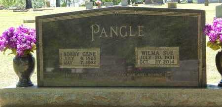 PANGLE, BOBBY GENE - Boone County, Arkansas | BOBBY GENE PANGLE - Arkansas Gravestone Photos
