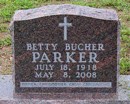 PARKER, BETTY - Boone County, Arkansas | BETTY PARKER - Arkansas Gravestone Photos