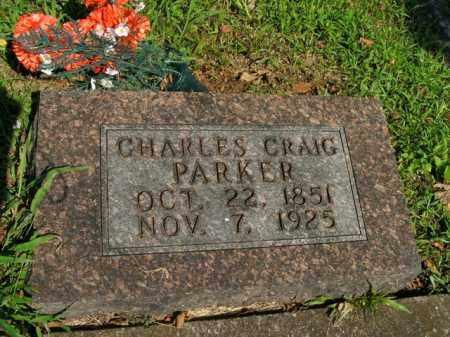 PARKER, CHARLES CRAIG - Boone County, Arkansas | CHARLES CRAIG PARKER - Arkansas Gravestone Photos
