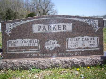 PARKER, SILBY DANIEL - Boone County, Arkansas | SILBY DANIEL PARKER - Arkansas Gravestone Photos