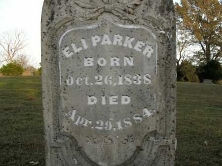 PARKER, ELI - Boone County, Arkansas | ELI PARKER - Arkansas Gravestone Photos