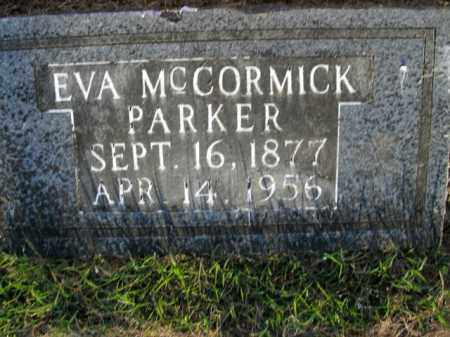 PARKER, EVA - Boone County, Arkansas | EVA PARKER - Arkansas Gravestone Photos