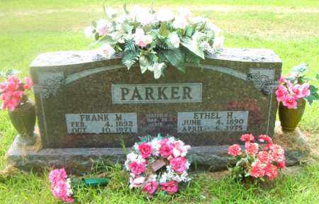PARKER, ETHEL  H. - Boone County, Arkansas | ETHEL  H. PARKER - Arkansas Gravestone Photos