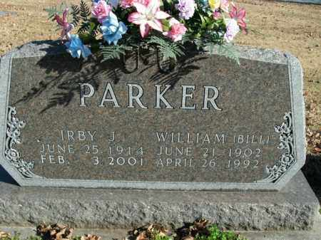 PARKER, WILLIAM CURTIS - Boone County, Arkansas | WILLIAM CURTIS PARKER - Arkansas Gravestone Photos