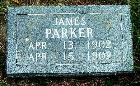 PARKER, JAMES - Boone County, Arkansas | JAMES PARKER - Arkansas Gravestone Photos