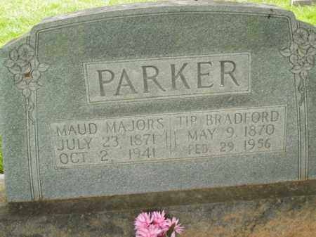 MAJORS PARKER, MAUD - Boone County, Arkansas | MAUD MAJORS PARKER - Arkansas Gravestone Photos