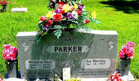 PARKER, MARGARET - Boone County, Arkansas | MARGARET PARKER - Arkansas Gravestone Photos
