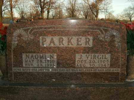 PARKER, JAMES VIRGIL - Boone County, Arkansas | JAMES VIRGIL PARKER - Arkansas Gravestone Photos
