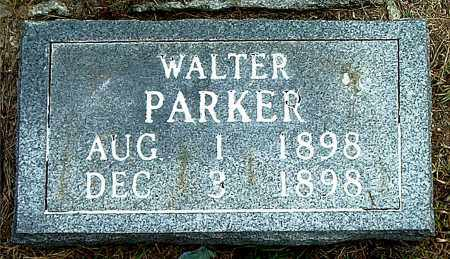 PARKER, WALTER - Boone County, Arkansas | WALTER PARKER - Arkansas Gravestone Photos