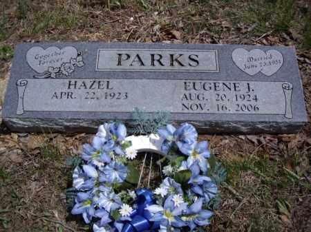 PARKS, EUGENE J. - Boone County, Arkansas | EUGENE J. PARKS - Arkansas Gravestone Photos