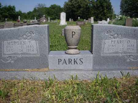 PARKS, PEARL O. - Boone County, Arkansas | PEARL O. PARKS - Arkansas Gravestone Photos