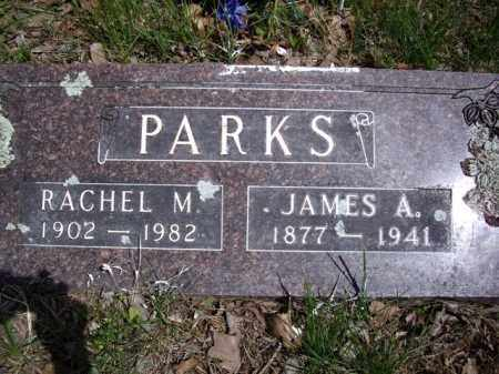 PARKS, JAMES A. - Boone County, Arkansas | JAMES A. PARKS - Arkansas Gravestone Photos