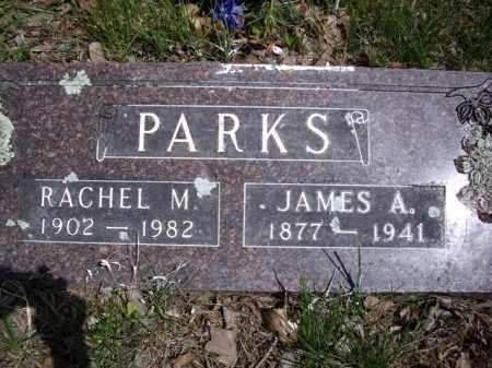 PARKS, RACHEL M. - Boone County, Arkansas | RACHEL M. PARKS - Arkansas Gravestone Photos