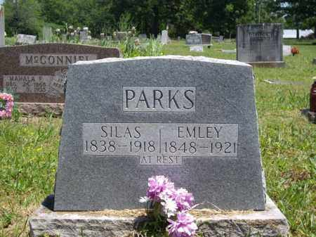 PARKS, SILAS - Boone County, Arkansas | SILAS PARKS - Arkansas Gravestone Photos