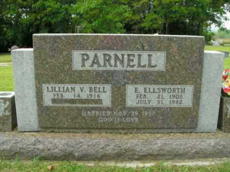 PARNELL, E.ELLSWORTH - Boone County, Arkansas | E.ELLSWORTH PARNELL - Arkansas Gravestone Photos