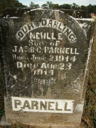 PARNELL, NEWLL E. - Boone County, Arkansas | NEWLL E. PARNELL - Arkansas Gravestone Photos