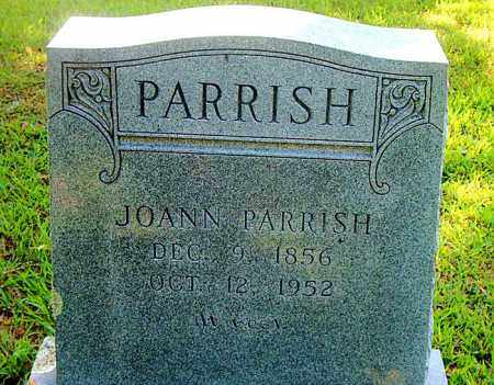 PARRISH, JOANN - Boone County, Arkansas | JOANN PARRISH - Arkansas Gravestone Photos