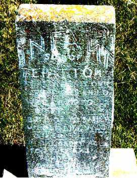 PATTON, INFANT SON - Boone County, Arkansas | INFANT SON PATTON - Arkansas Gravestone Photos