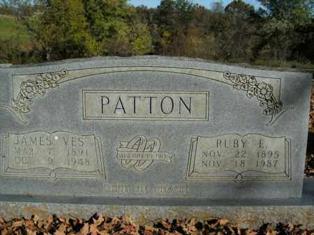 PATTON, RUBY E. - Boone County, Arkansas | RUBY E. PATTON - Arkansas Gravestone Photos