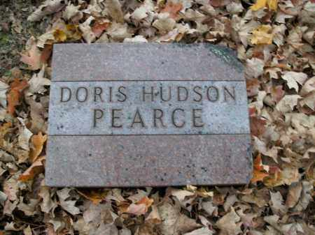 HUDSON PEARCE, DORIS - Boone County, Arkansas | DORIS HUDSON PEARCE - Arkansas Gravestone Photos
