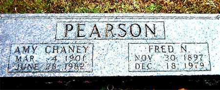 CHANEY PEARSON, AMY - Boone County, Arkansas | AMY CHANEY PEARSON - Arkansas Gravestone Photos