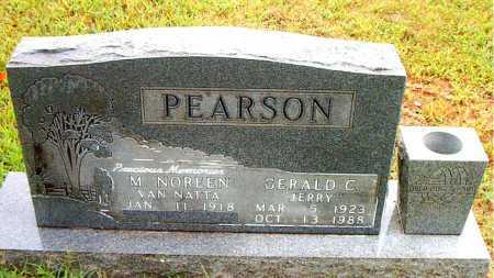 PEARSON, GERALD  C - Boone County, Arkansas | GERALD  C PEARSON - Arkansas Gravestone Photos