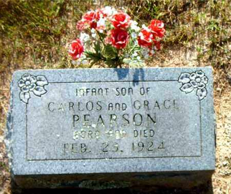 PEARSON, INFANT SON - Boone County, Arkansas | INFANT SON PEARSON - Arkansas Gravestone Photos