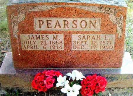 PEARSON, JAMES  MADISON - Boone County, Arkansas | JAMES  MADISON PEARSON - Arkansas Gravestone Photos
