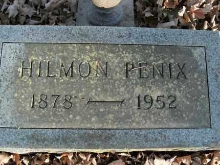 PENIX, HILMON - Boone County, Arkansas | HILMON PENIX - Arkansas Gravestone Photos