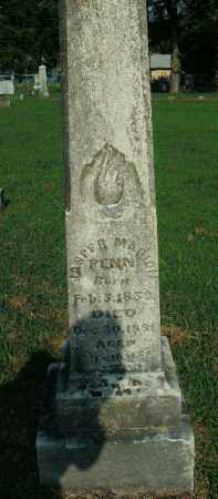 PENN, JASPER MARION - Boone County, Arkansas | JASPER MARION PENN - Arkansas Gravestone Photos