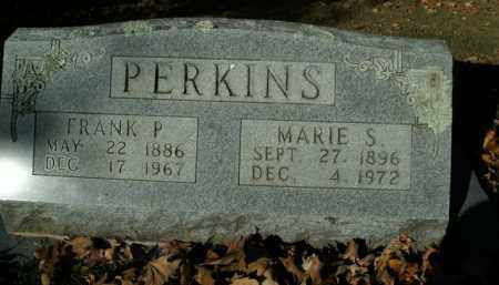 PERKINS, FRANK P. - Boone County, Arkansas | FRANK P. PERKINS - Arkansas Gravestone Photos