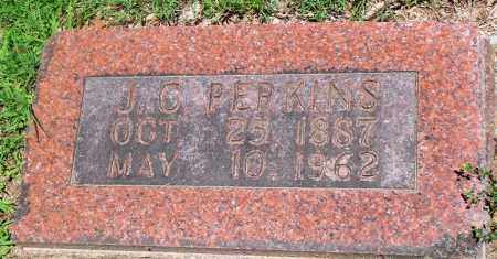 PERKINS, J C - Boone County, Arkansas | J C PERKINS - Arkansas Gravestone Photos