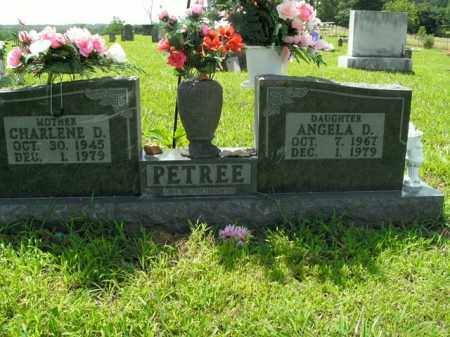 PETREE, ANGELA D. - Boone County, Arkansas | ANGELA D. PETREE - Arkansas Gravestone Photos
