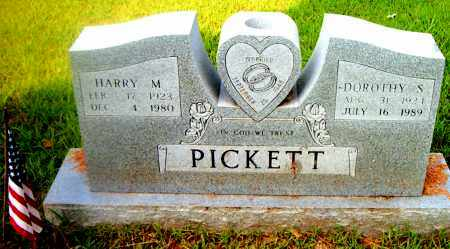 PICKETT, DOROTHY  SUE - Boone County, Arkansas | DOROTHY  SUE PICKETT - Arkansas Gravestone Photos