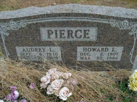 PIERCE, AUDREY MARIE - Boone County, Arkansas | AUDREY MARIE PIERCE - Arkansas Gravestone Photos