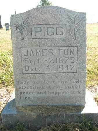 PIGG, JAMES TOM - Boone County, Arkansas | JAMES TOM PIGG - Arkansas Gravestone Photos