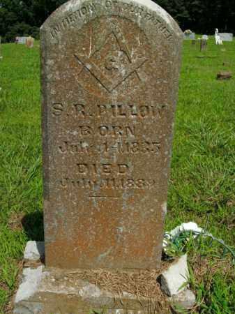 PILLOW, STEPHEN R. - Boone County, Arkansas   STEPHEN R. PILLOW - Arkansas Gravestone Photos