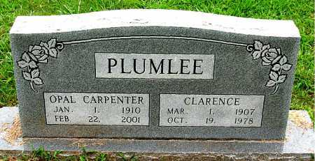 PLUMLEE, OPAL - Boone County, Arkansas | OPAL PLUMLEE - Arkansas Gravestone Photos