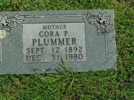 PLUMMER, CORA P. - Boone County, Arkansas | CORA P. PLUMMER - Arkansas Gravestone Photos