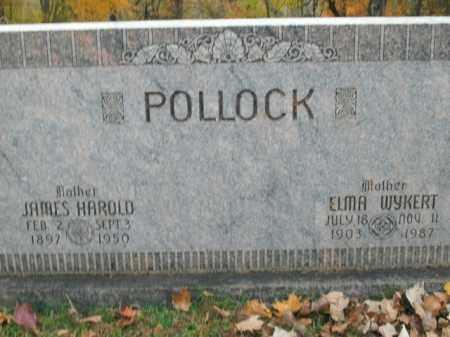 POLLOCK, ELMA - Boone County, Arkansas | ELMA POLLOCK - Arkansas Gravestone Photos