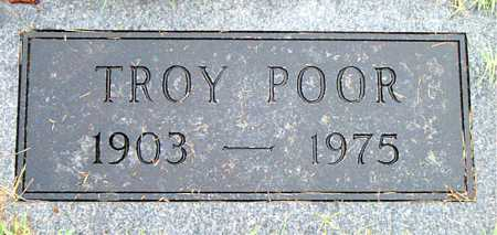 POOR, TROY - Boone County, Arkansas | TROY POOR - Arkansas Gravestone Photos