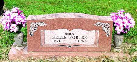 PORTER, BELLE - Boone County, Arkansas | BELLE PORTER - Arkansas Gravestone Photos