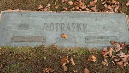 POTRAFKE, HENRY G. - Boone County, Arkansas | HENRY G. POTRAFKE - Arkansas Gravestone Photos