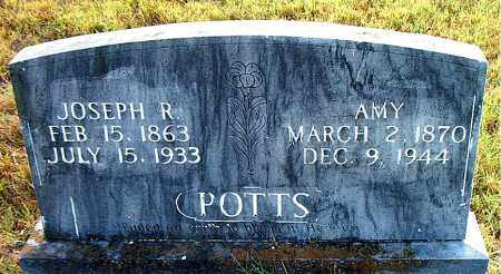 POTTS, JOSEPH  R. - Boone County, Arkansas | JOSEPH  R. POTTS - Arkansas Gravestone Photos