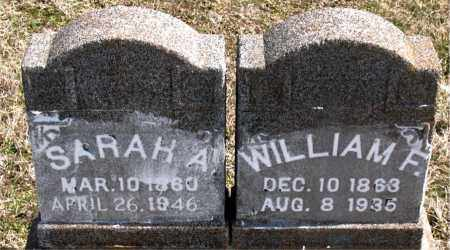 ROGERS POTTS, SARAH ANN - Boone County, Arkansas | SARAH ANN ROGERS POTTS - Arkansas Gravestone Photos
