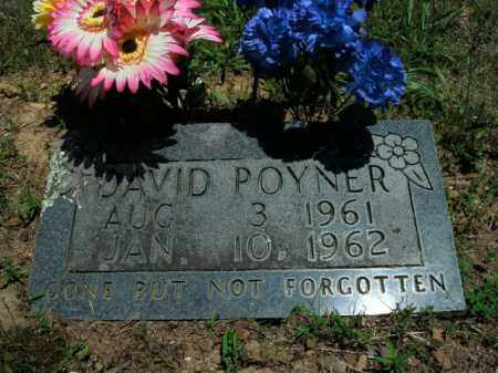 POYNER, DAVID - Boone County, Arkansas | DAVID POYNER - Arkansas Gravestone Photos