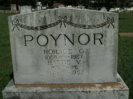 POYNOR, HATTIE VIVIAN - Boone County, Arkansas | HATTIE VIVIAN POYNOR - Arkansas Gravestone Photos